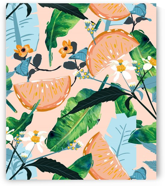 Summer Botanicals by 83 Oranges