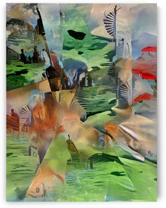 Imaginary World by Bruce Rolff