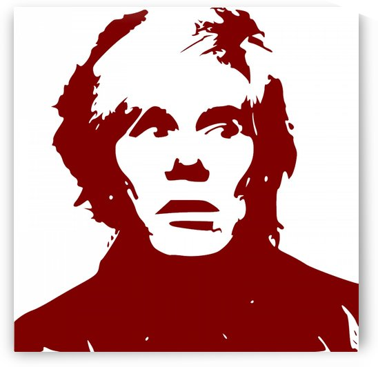 Andy Warhol Pop Art by Matthew Lacey