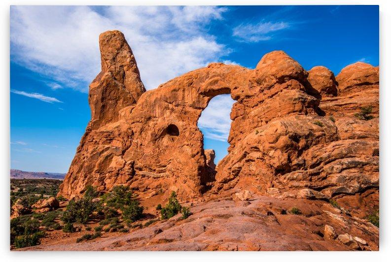 Turret Arch 1 by Aurelio Matthew Leal