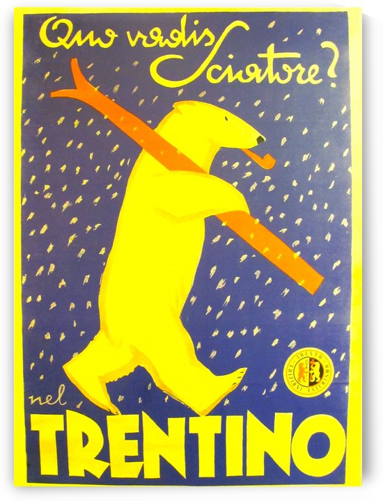 Vintage Travel - Trentino by Culturio