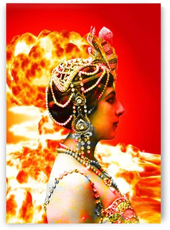 Mata Hari by Matthew Lacey
