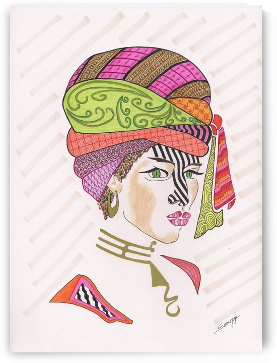 A Woman of a Different Stripe by Jayne Somogy