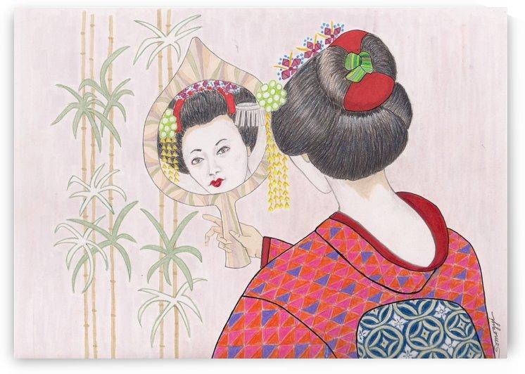 Geisha -- Ayano by Jayne Somogy