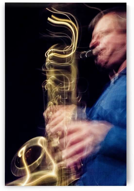 Magic of The Saxophone by Nikola Jelenkovic