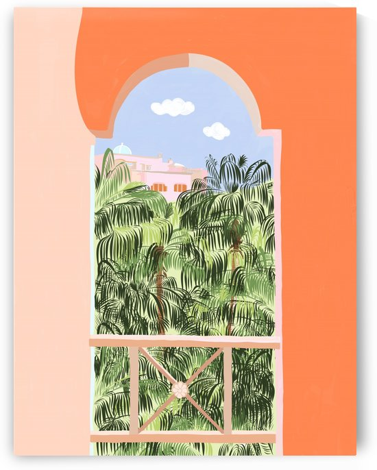 Summer Travel by 83 Oranges