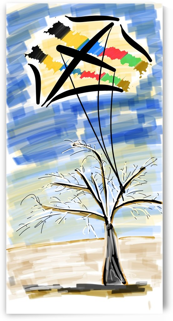 KITE TREE by DS