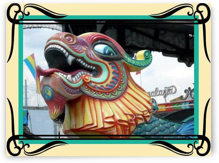 Carnival Creature  by Jayne Somogy