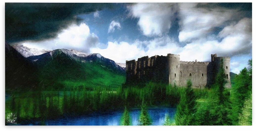 Middle Kingdom by ChrisHarrisArt