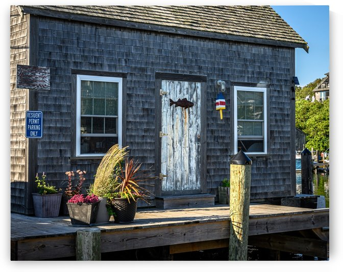 Fish Shack  by vincenzo
