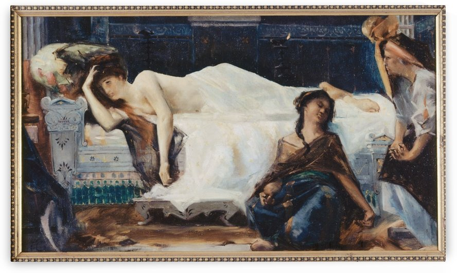 Phedre by Alexandre Cabanel