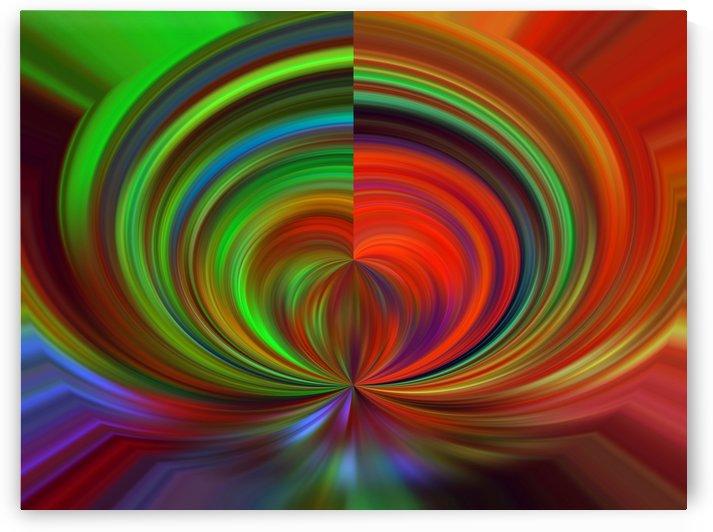 Heart Abstraction by Rizal Ghazali