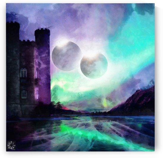 The Luminous Tower by ChrisHarrisArt