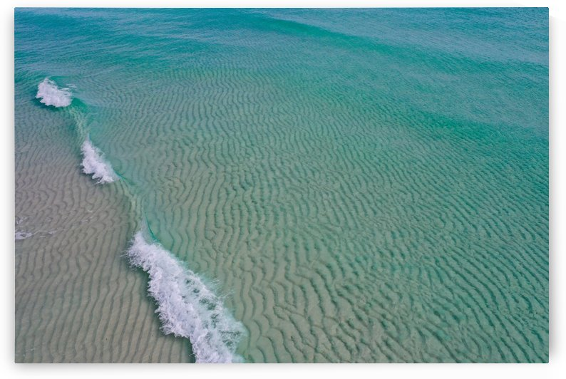 Clear Beach  by Destin30A Drone