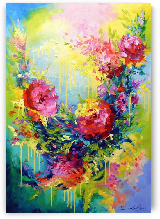 Love energy by Olha Darchuk