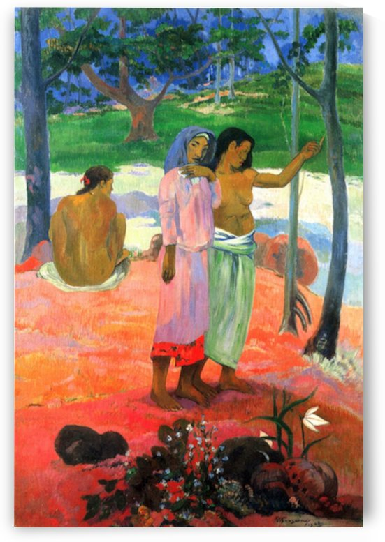 Call For Freedem by Gauguin by Gauguin