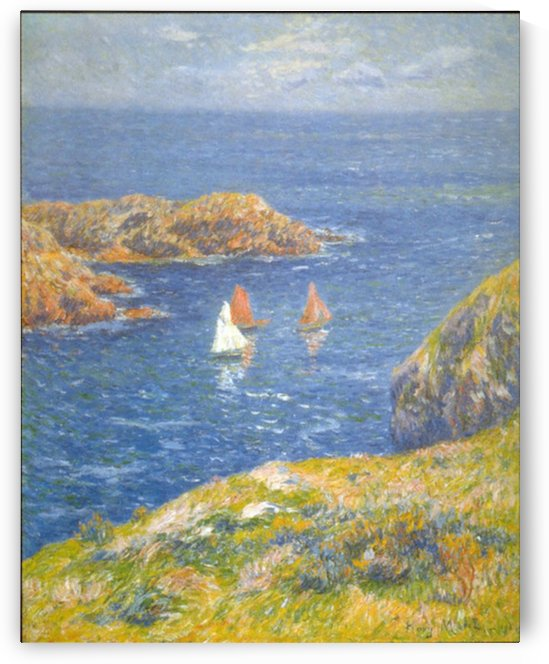 Calm Seas by Moret by Moret