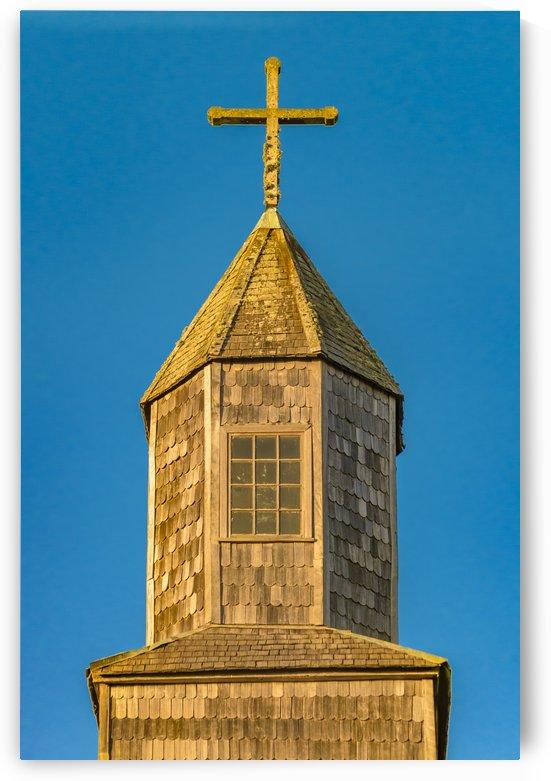 Achao Church, Chiloe Island, Chile by Daniel Ferreia Leites Ciccarino