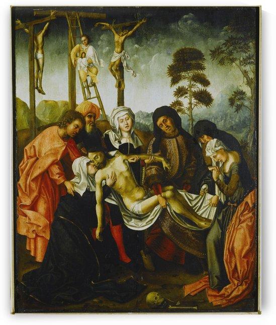 Descente de croix by Anonyme