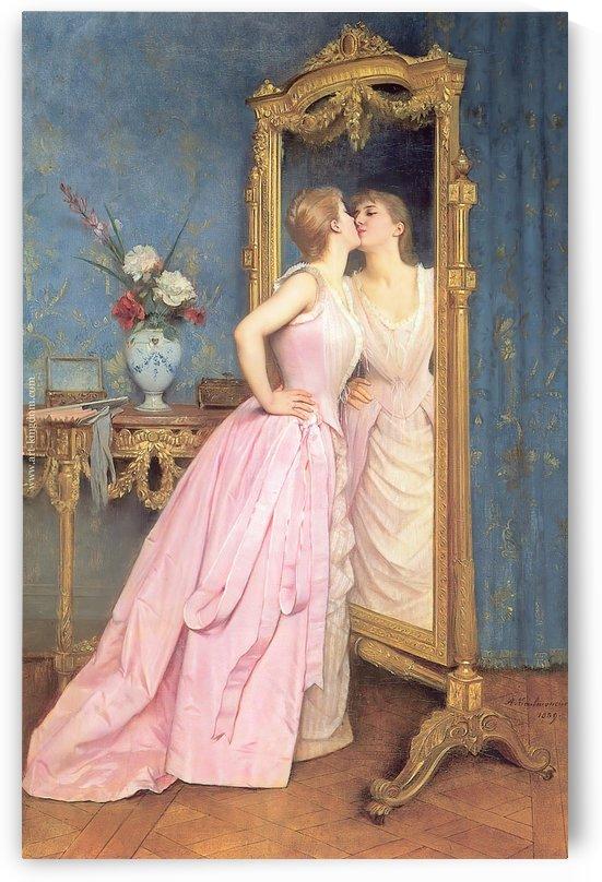 Vanity by Eugene de Blaas
