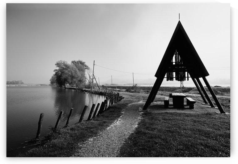 Fishermans Sanctuary by Boris Matonickin