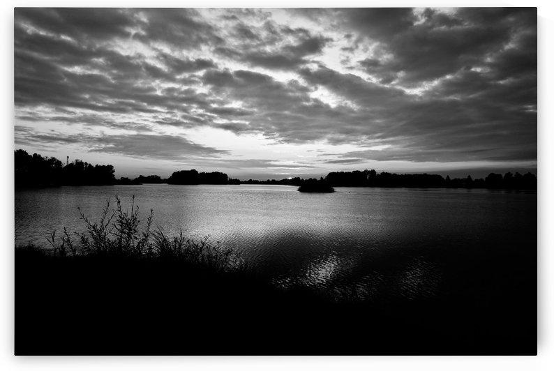 Sunset by Boris Matonickin