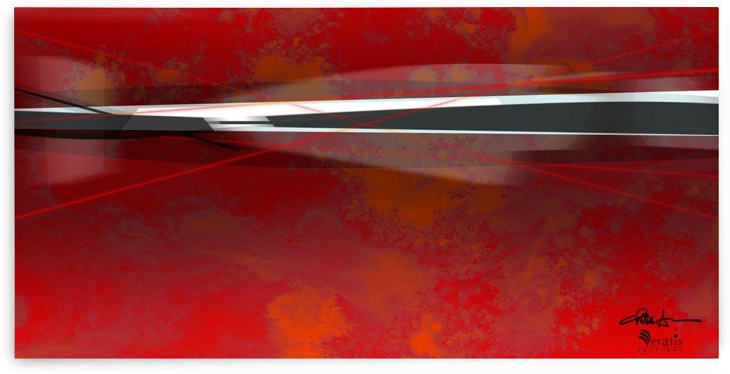 Zest & Zen in Red 2x1 by Veratis Editions