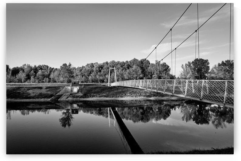 White Bridge by Boris Matonickin