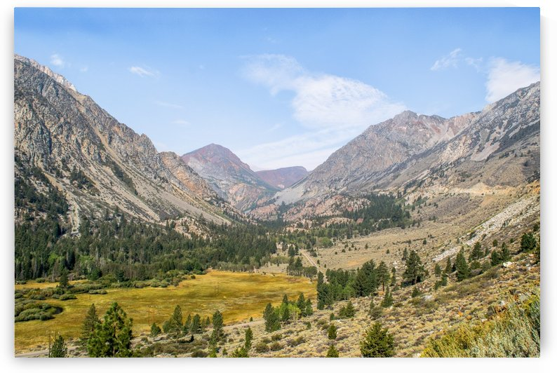 Sierra Nevada by Clare Kathleen Cornelius