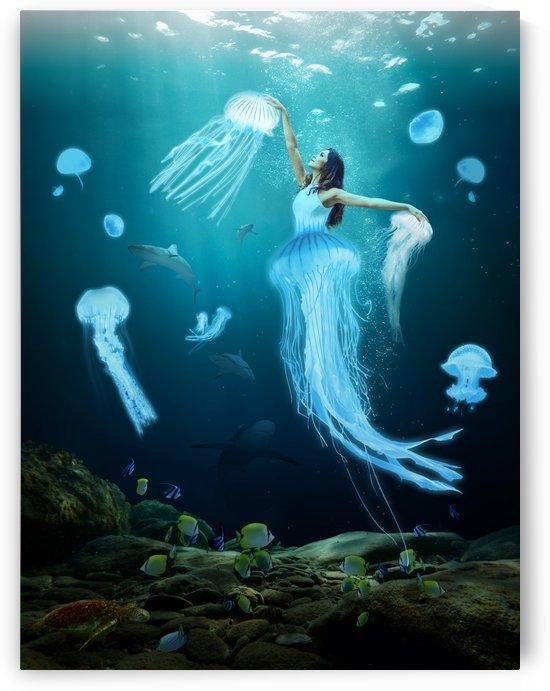 Adagio in the Deep by Rafael Ramirez