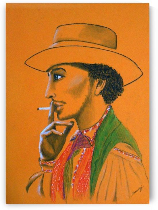 Gypsy Man by Jayne Somogy