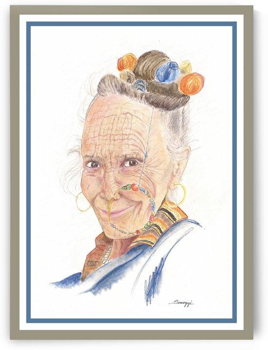 Himalayan Smile Lines by Jayne Somogy