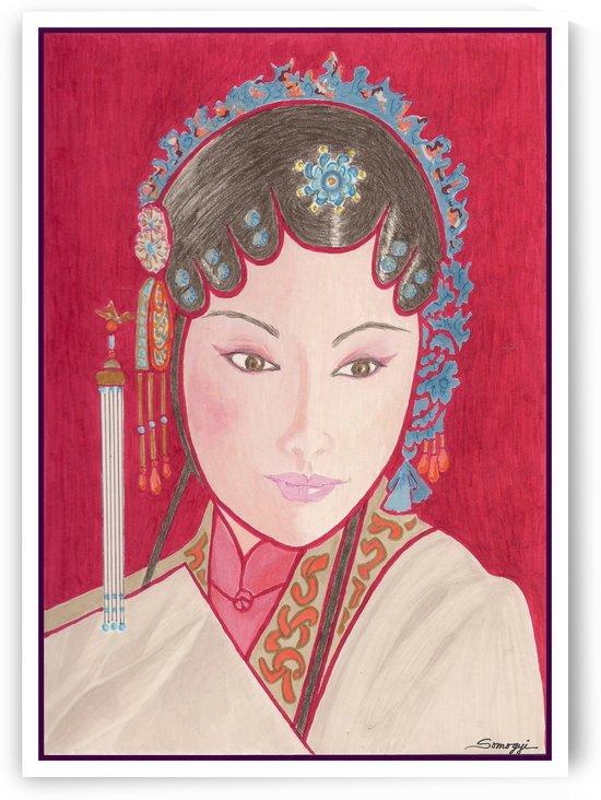 Mei Ling by Jayne Somogy