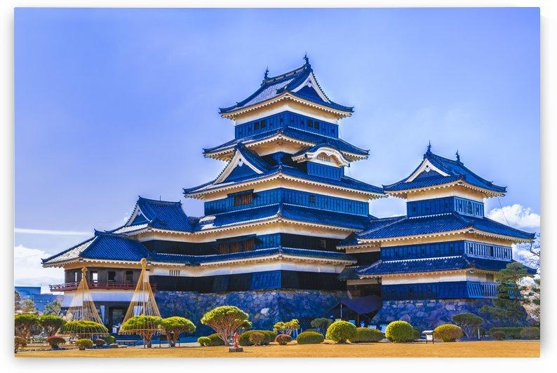 Matsumoto Castle, Nagano, Japan by Daniel Ferreia Leites Ciccarino