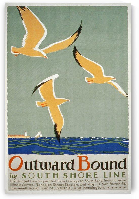 Vintage Travel - Outward Bound by Culturio