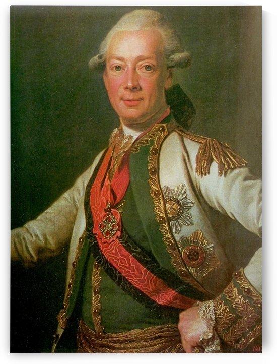 Count Ivan Grigoryevich Chernyshov by Dmitry Levitzky