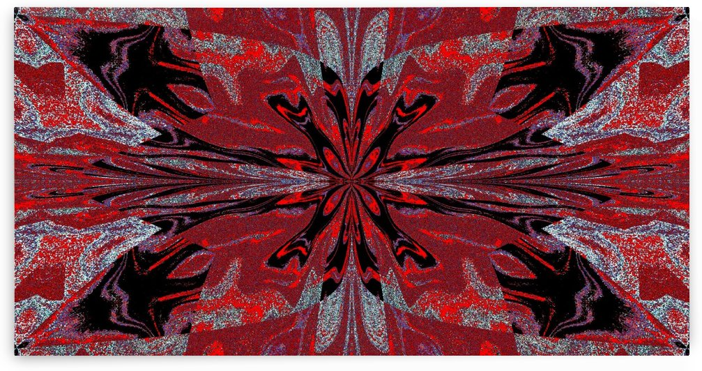 Abstract Butterfly 35 by Sherrie Larch