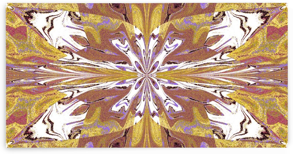 Abstract Butterfly 39 by Sherrie Larch