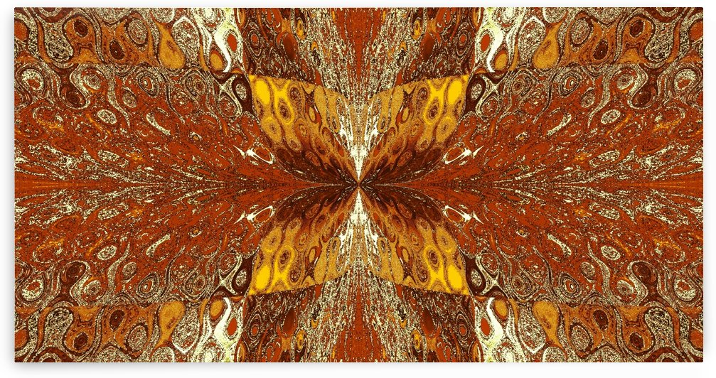 Butterfly in Crystal 63 by Sherrie Larch