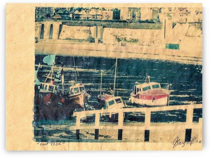low tide by Jon Knight Loruenser