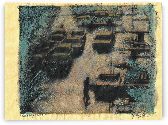 morning blur by Jon Knight Loruenser