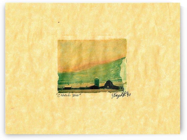 Colorado Dawn by Jon Knight Loruenser