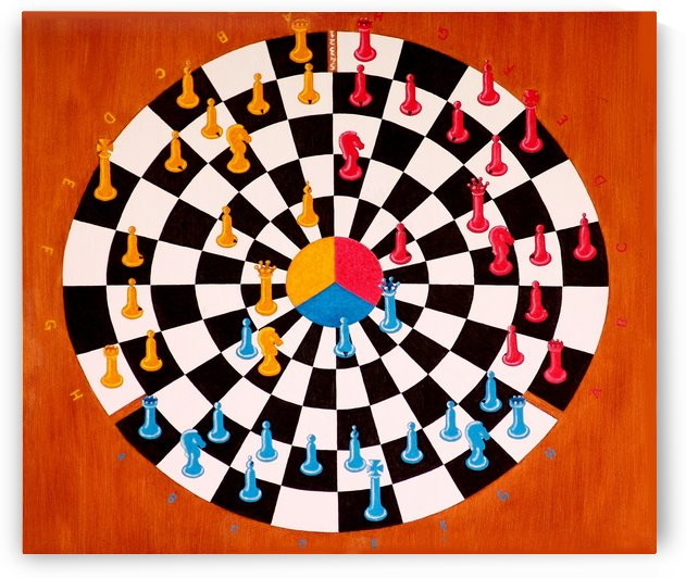 Chess-3-bounce by colortalk ca