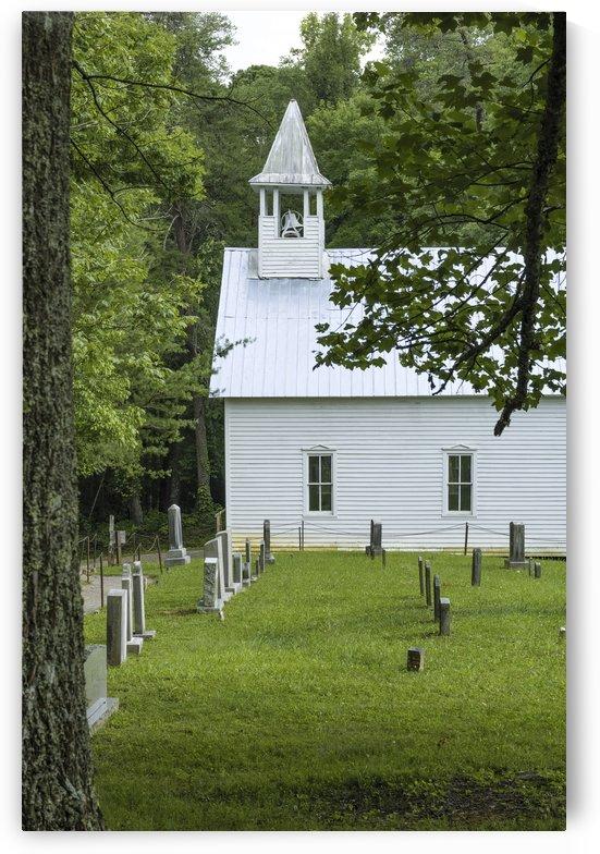 Primitive Baptist Church  by Ian Barr
