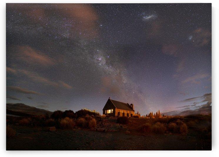 Church of the Good Shepard by John Freeman