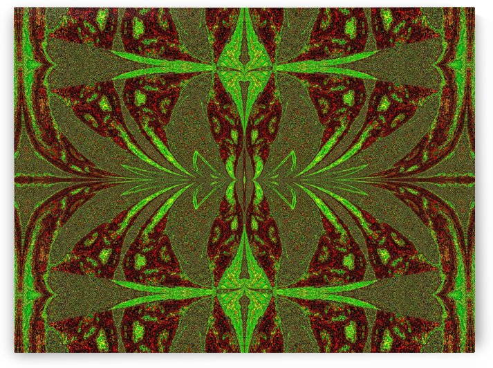 Palm Tree Leaves 5 by Sherrie Larch