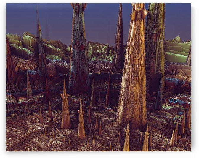 La Planete sauvage by Jean-Francois Dupuis