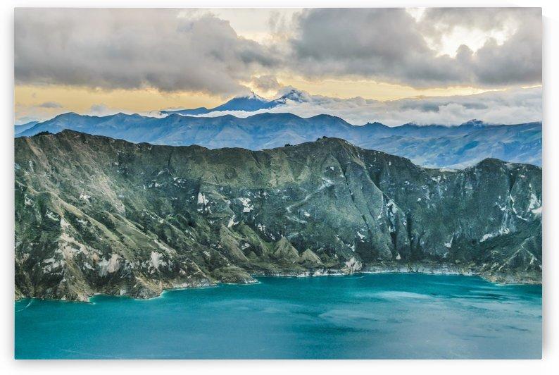 Quilotoa Lake, Latacunga   Ecuador by Daniel Ferreia Leites Ciccarino