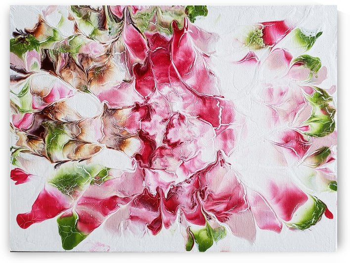 Rose bush by La Sima Studio