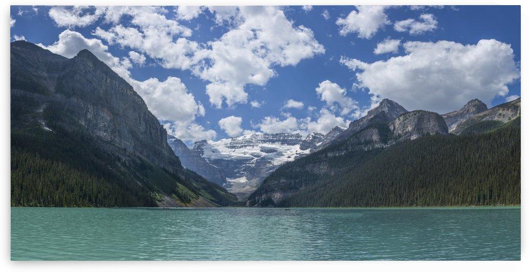 Lake Louise by John Freeman